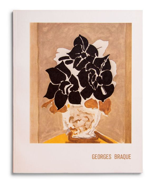 Catalogue : Georges Braque. Óleos, gouaches, relieves, dibujos y grabados