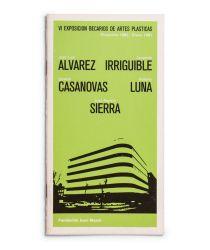 Exposición becarios de artes plásticas VI [cat. expo. Fundación Juan March, Madrid]. Madrid: Fundación Juan March, 1980