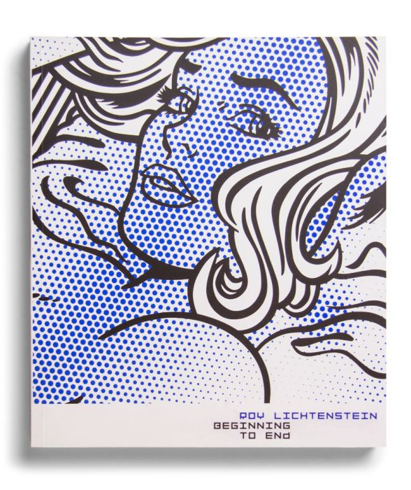 Catálogo : Roy Lichtenstein. Beginning to End