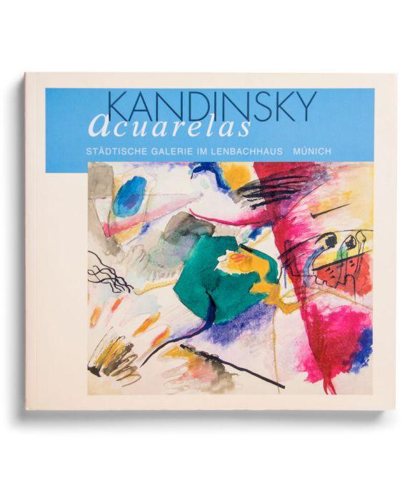 Catálogo : Kandinsky. Acuarelas