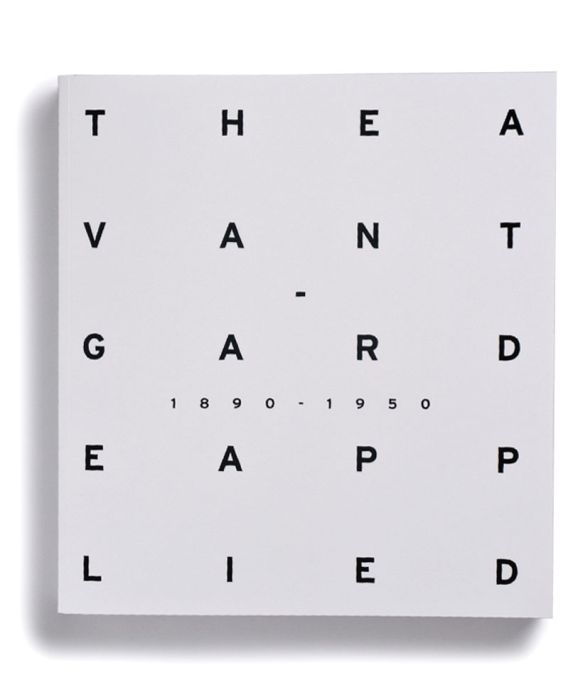 Catalogue : The Avant-Garde Applied (1890-1950)