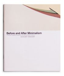 Catalogue : Before and After Minimalism. A Century of Abstract Tendencies in the DaimlerChrysler Collection
