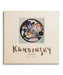 Kandinsky (1923-1944) [cat. expo. Fundación Juan March, Madrid]. Madrid: Fundación Juan March, 1978