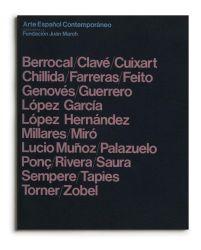 Arte español contemporáneo. Colección de la Fundación Juan March [cat. expo. Fundación Juan March, Madrid]. Madrid: Fundación Juan March, 1977
