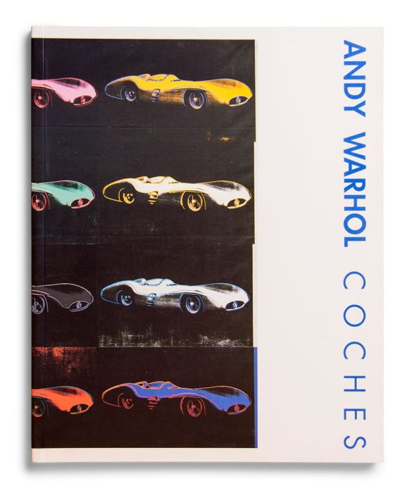 Catalogue : Andy Warhol. Coches