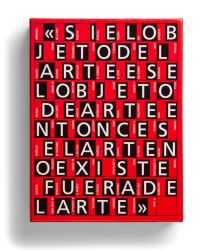 Catálogo : El objeto del arte