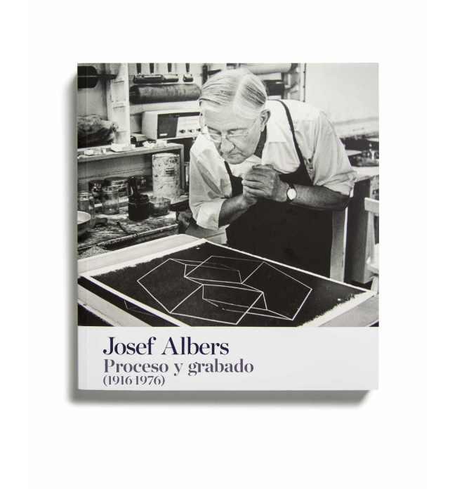 Catálogo : Josef Albers : proceso y grabado (1916-1976)