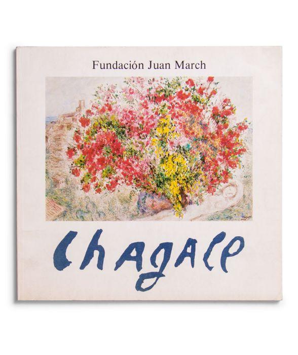 Catálogo : Marc Chagall. 18 pinturas y 40 grabados