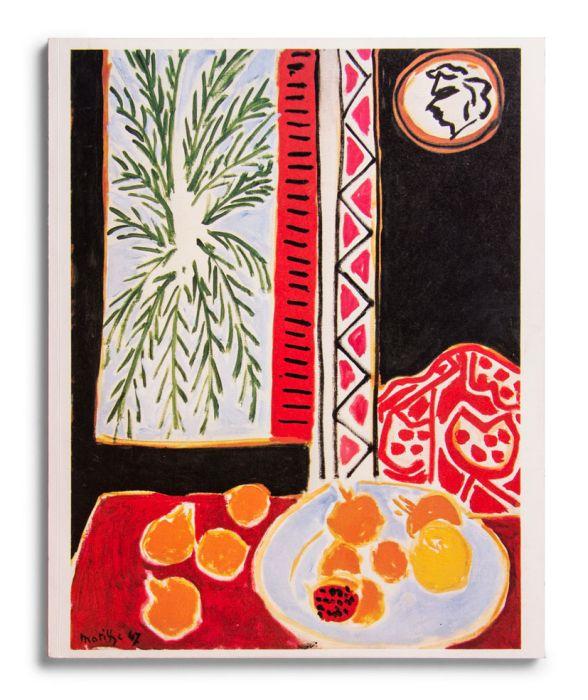 Catálogo : Matisse. Óleos, dibujos, gouaches, découpées, esculturas y libros