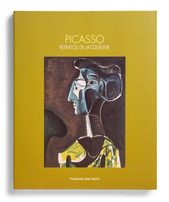 Catalogue : Picasso. Retratos de Jacqueline
