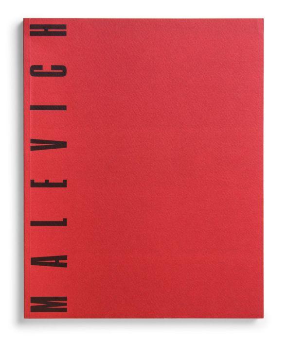 Catálogo : Malevich. Colección del Museo estatal ruso, San Petersburgo