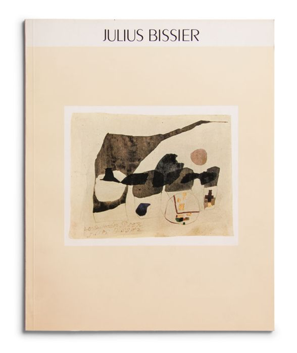 Catálogo : Julius Bissier