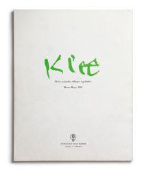 Catálogo : Klee. Óleos, acuarelas, dibujos y grabados