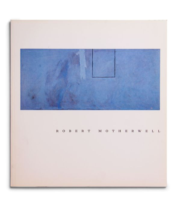 Catalogue : Robert Motherwell