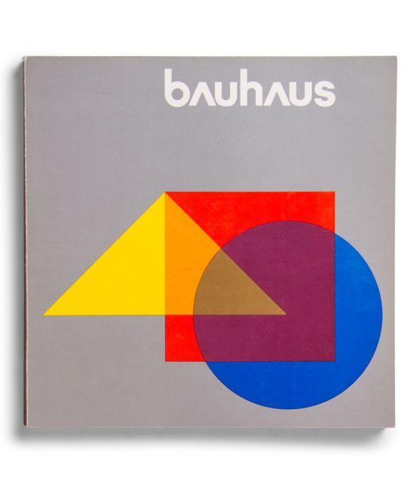 Catalogue : Bauhaus