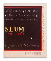 El arte del siglo xx en un museo holandés. Museo municipal Van Abbe de Eindhoven [cat. expo. Fundación Juan March, Madrid]. Madrid: Fundación Juan March, 1984