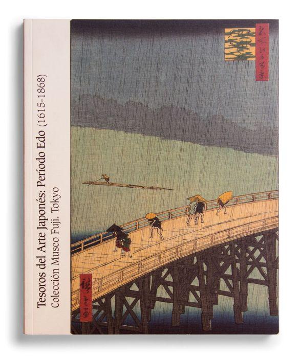Catalogue : Tesoros del arte japonés. Período Edo (1615-1868)
