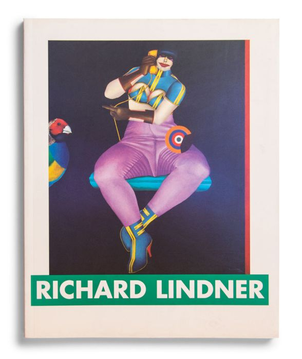 Catalogue : Richard Lindner