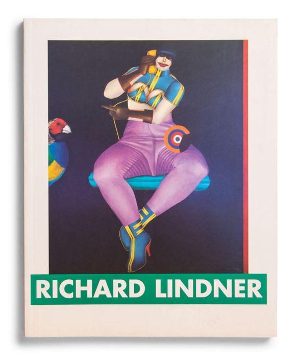 Catálogo : Richard Lindner