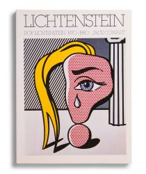 Catalogue : Roy Lichtenstein (1970-1980)