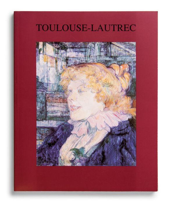 Catálogo : Toulouse-Lautrec. De Albi y de otras colecciones