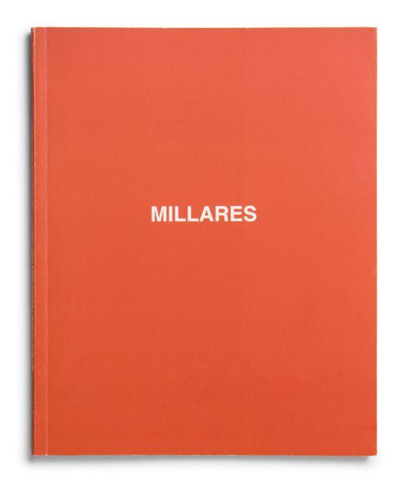 Catalogue : Millares. Pinturas y dibujos sobre papel (1963-1971)