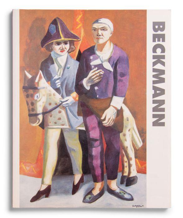 Catálogo : Max Beckmann