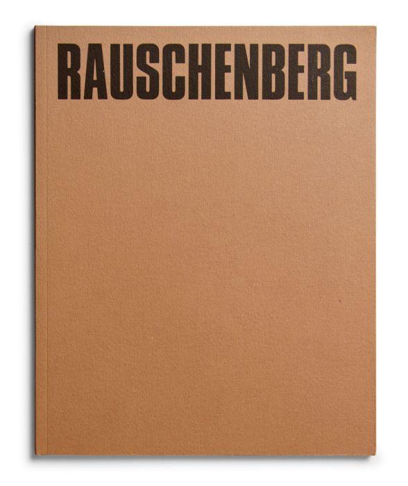 Catalogue : Rauschenberg