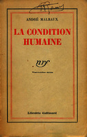 La condition humaine [1933]. Biblioteca