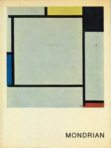 Cubierta de la obra : Mondrian