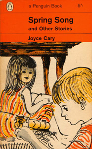 Front Cover : Spring song and other stories