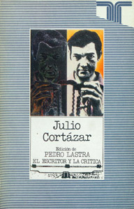 Cubierta de la obra : Julio Cortázar