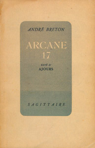 Front Cover : Arcane 17