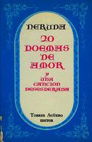 20 poemas de amor y una canción desesperada [1974]. Biblioteca