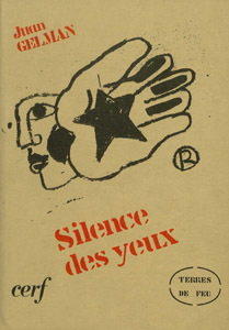 Front Cover : Silence des yeux