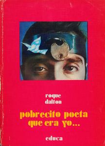 Front Cover : Pobrecito poeta que era yo
