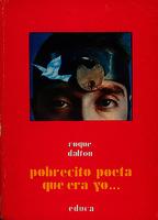 Pobrecito poeta que era yo (novela) [1976]. Biblioteca