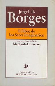 Front Cover : El libro de los Seres Imaginarios