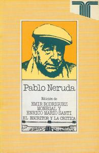 Front Cover : Pablo Neruda