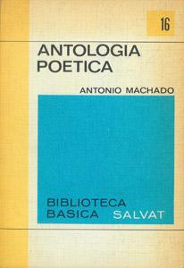 Front Cover : Antología poética