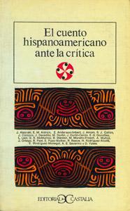 Front Cover : El cuento hispanoamericano ante la crítica