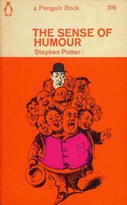 Front Cover : The sense of humour