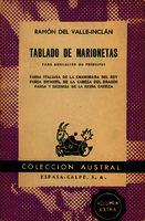Tablado de marionetas para educación de príncipes [1961]. Biblioteca