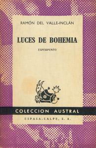 Front Cover : Luces de bohemia