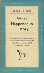 Cubierta de la obra : What happened in history