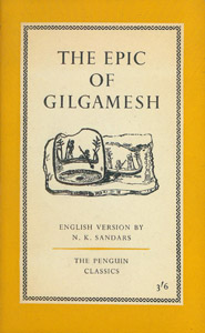 Front Cover : The epic of Gilgamesh