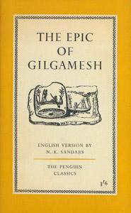 Cubierta de la obra : The epic of Gilgamesh