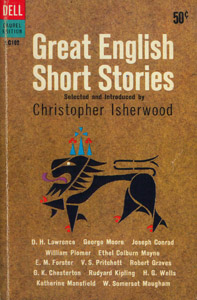 Front Cover : Great English short stories