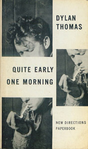 Front Cover : Quite early one morning