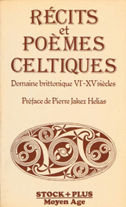 Front Cover : Récits et poèmes celtiques